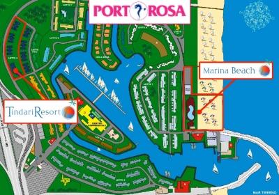 Villaggio Turistico Appartamento Porto Rosa Village
